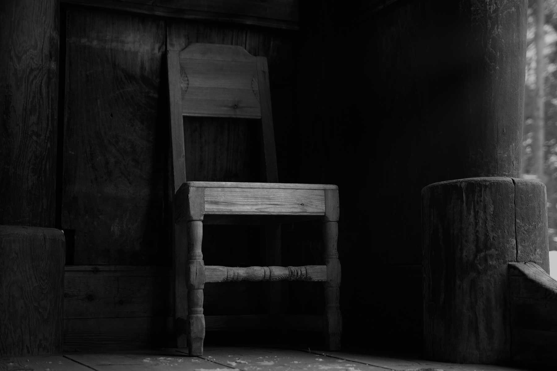 Radio Lessons #10 – The Chair