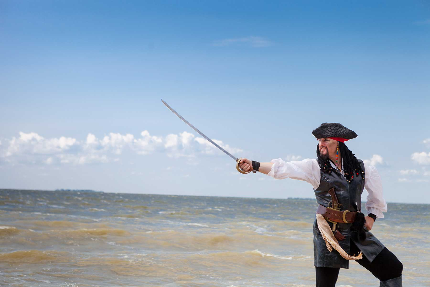Radio Lessons #62 – Captain Jack Sparrow