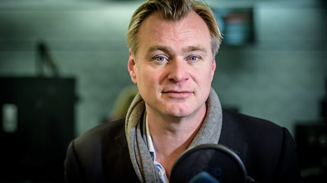 Radio Lessons #111 – Christopher Nolan